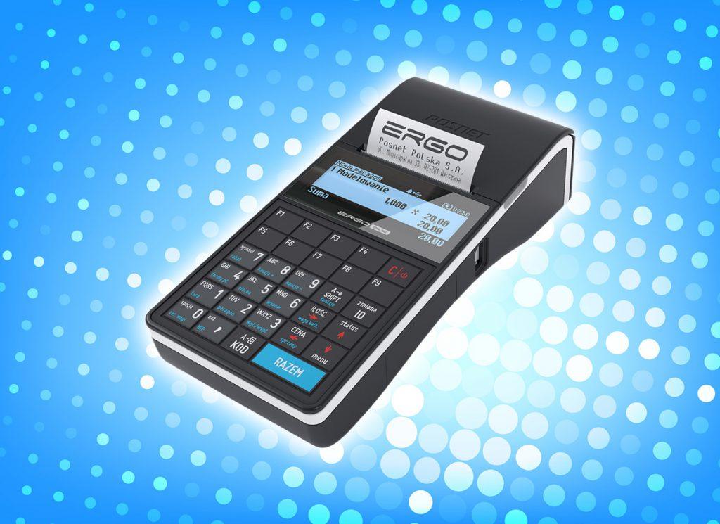 Posnet Ergo Online - kasa fiskalna