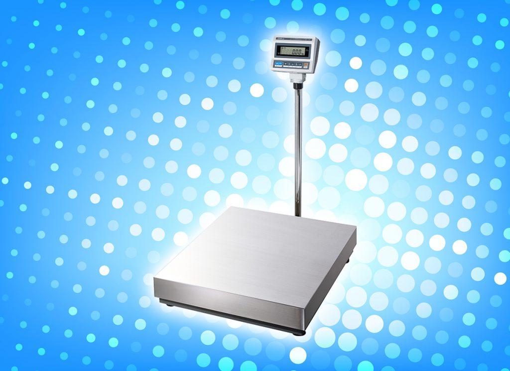 Cas DB-II Plus - elektroniczna waga platformowa